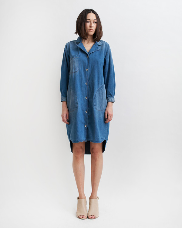 Rachel Comey Risible Denim Dress