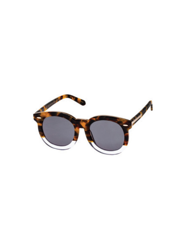 Karen Walker Super Duper Thistle in Tortoise