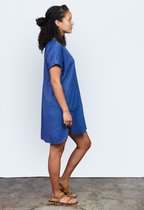 New Market Goods Bristi Shirt Dress