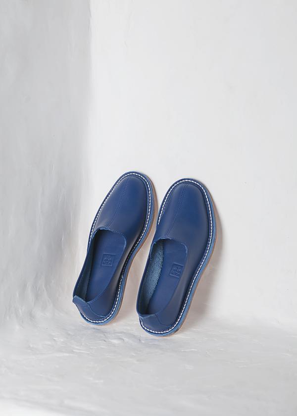 Vayarta Slip-On  - blue