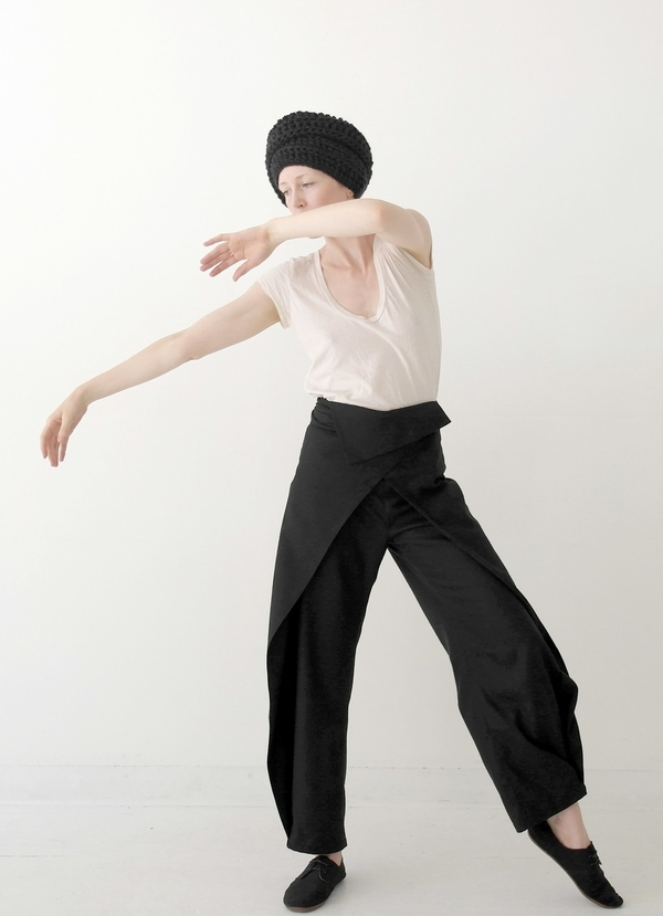 MONOM YUTA WRAP PANTS