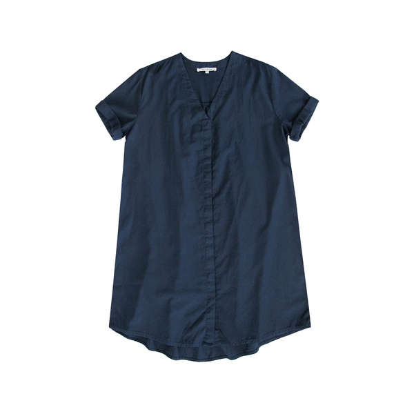 Ali Golden BUTTON-DOWN SHIRT/DRESS
