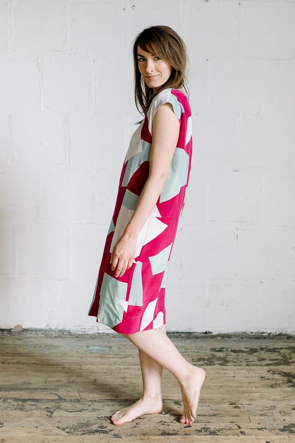 Wray Island Dress - Shard