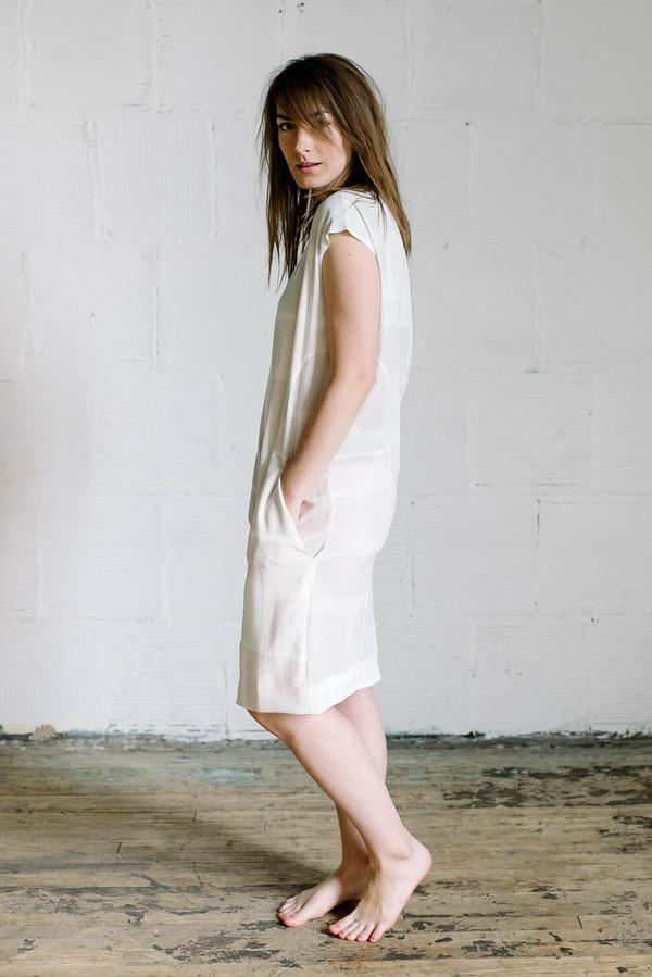Wray Island Dress - Stone