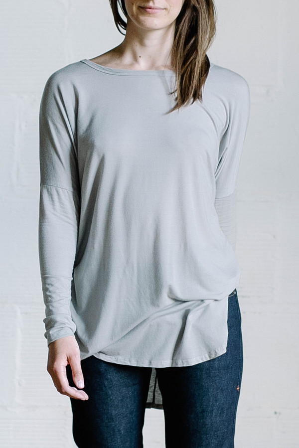 Groceries Apparel Karly Top - Mineral
