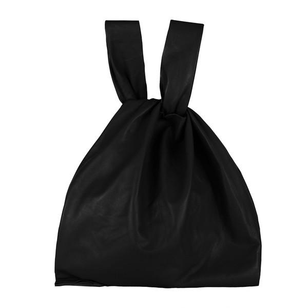 Knotted Bodega in Black