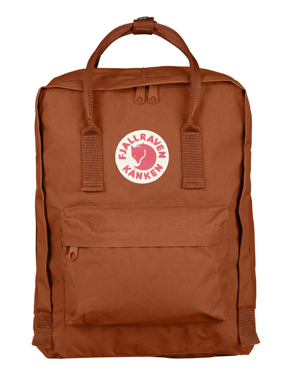Fjallraven Kanken Backpack Brick