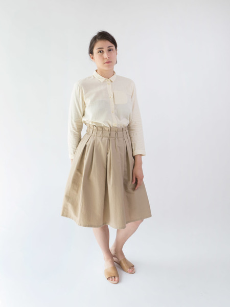 Wrk-Shp Draft Skirt
