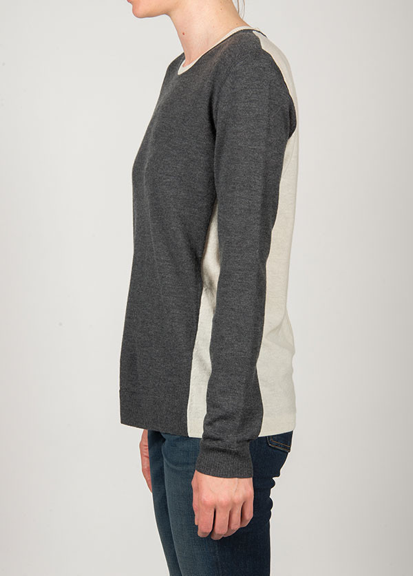 Rag & Bone - Renelle Pullover in Charcoal