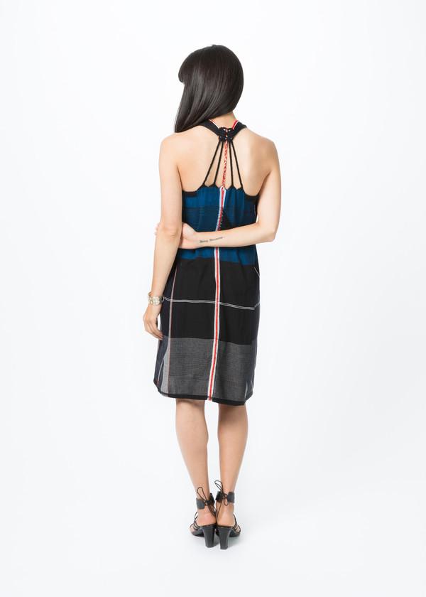 D10 Halter Dress
