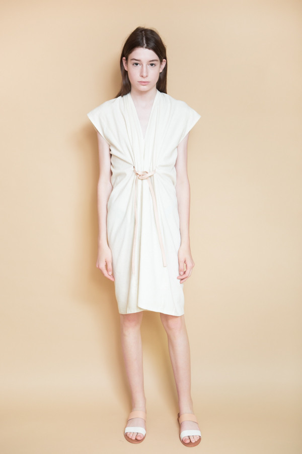 Miranda Bennett Tempest Dress / Natural