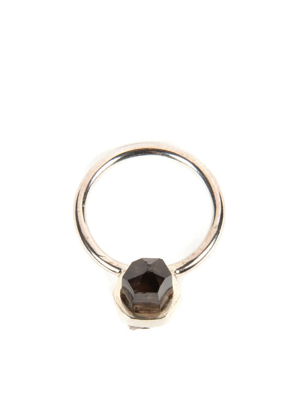 Reason & Madness Jewelry - Smokey Quartz Ring