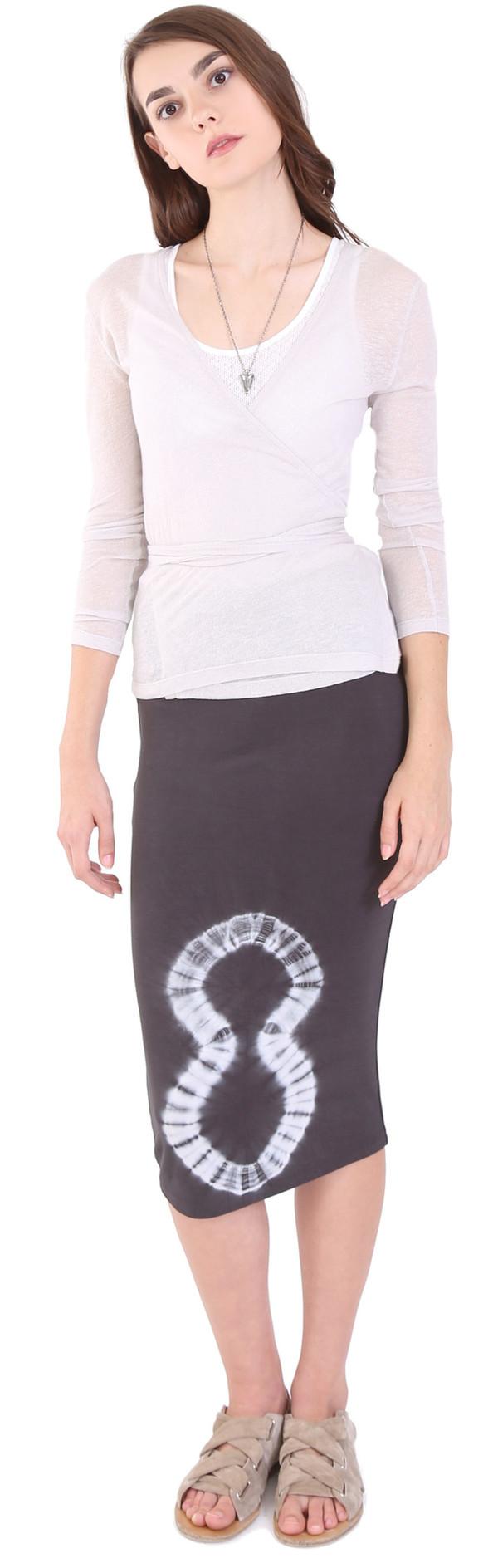 Laura Siegel Bamboo Jersey Skirt