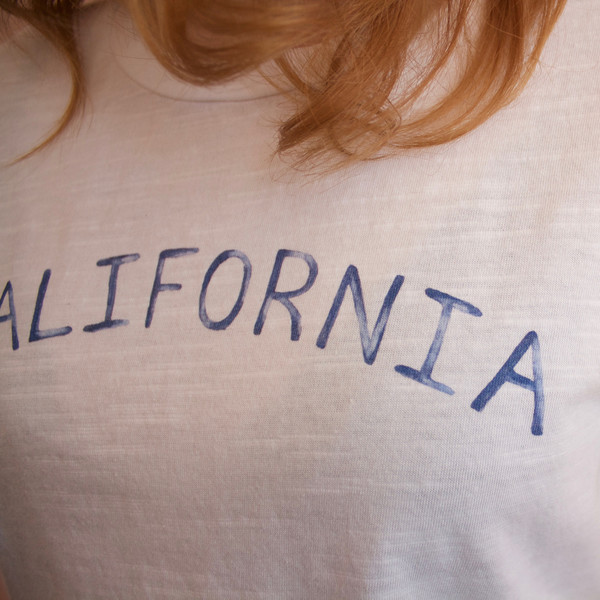 California Tailor California tee