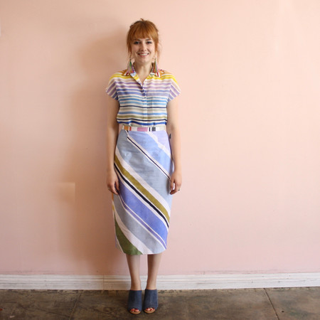 WHiT marlowe skirt