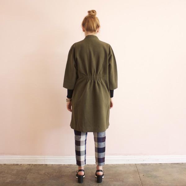 Vanessa Tao Nastya coat