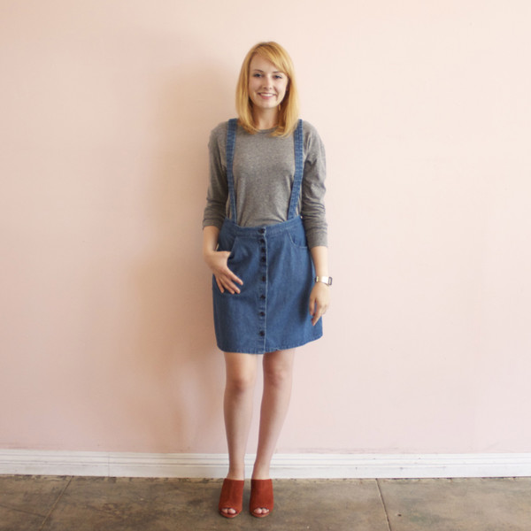 Peggy Jumper skirt