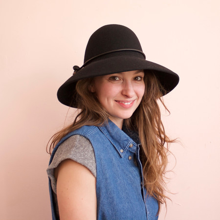 Brookes Boswell Pippin hat - fur felt