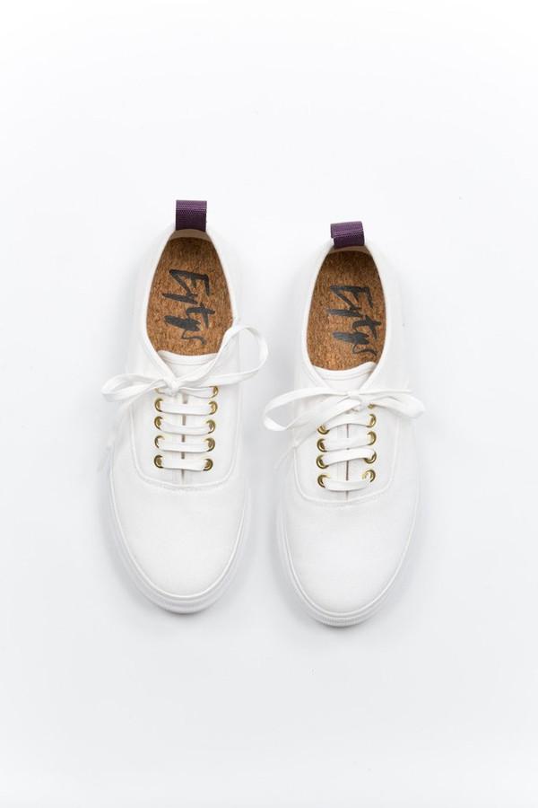 Unisex Eytys Mother Canvas Sneaker