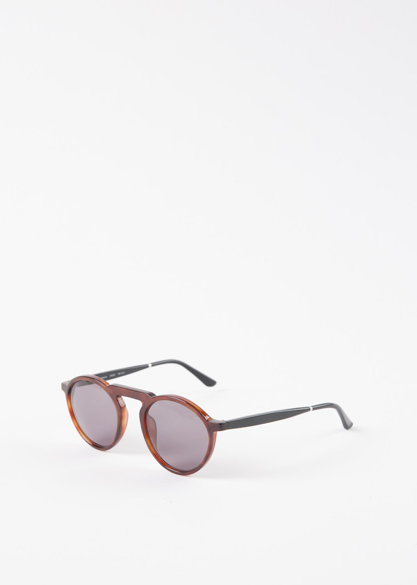 Smoke x Mirrors Letter Sunglasses