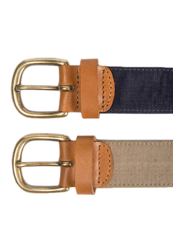 The Hill-Side - Eyelet Belt