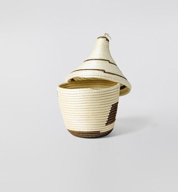 Indego Africa Peace Basket Bronze
