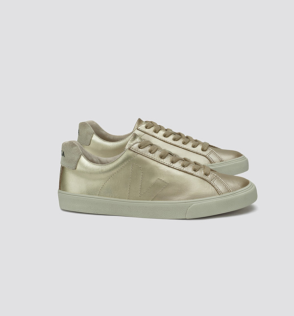 Veja Tennis Shoes Gold
