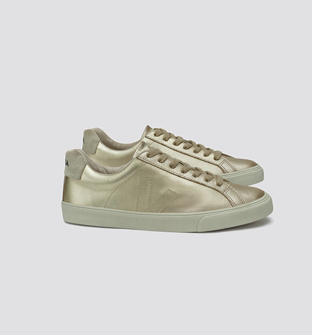 Veja Tennis Shoes Gold