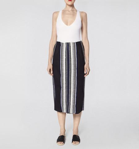 Lemlem Wubit Embroidered Skirt