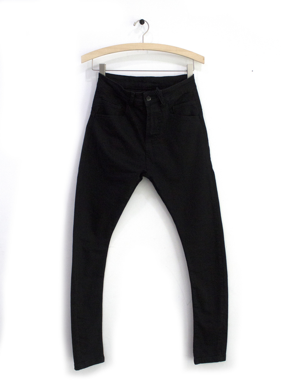 Men's Odeur Basic Jeans Black