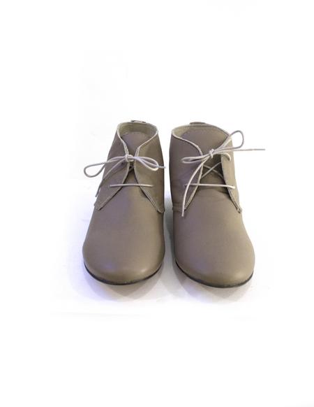 Anniel Scarpa Polka Shoe Natural