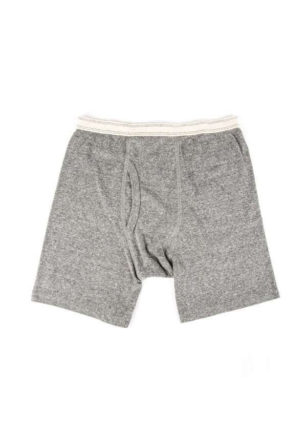 The West is Dead - Boxer Brief 2-Pack in Heather Grey
