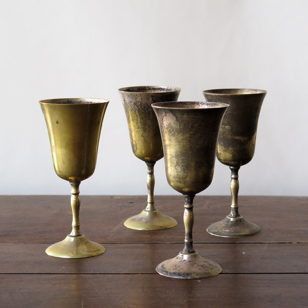 Erica Tanov mini goblets