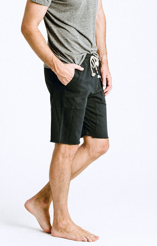 Men's Solangeles Sol Angeles - TWILL SADDLE SHORT - V BLACK