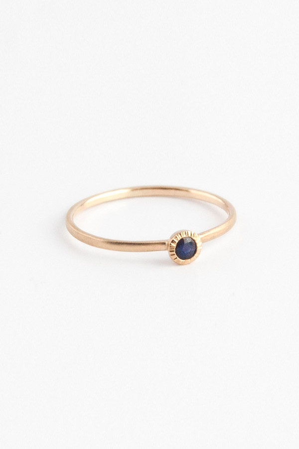 Emi Grannis Iris Ring 14k Yellow Gold