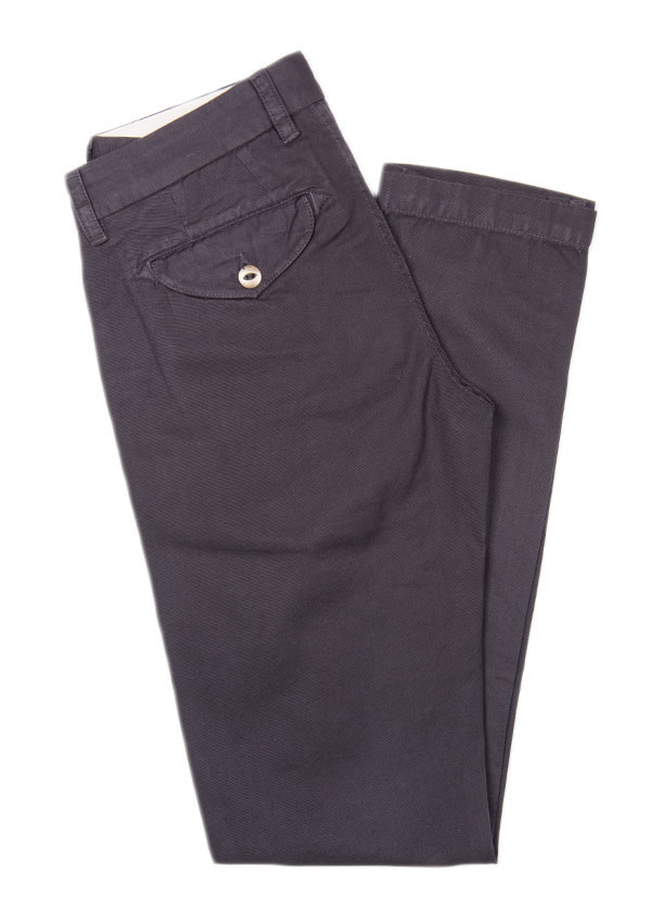 The West is Dead - Slim Chino Pant in Antique Black