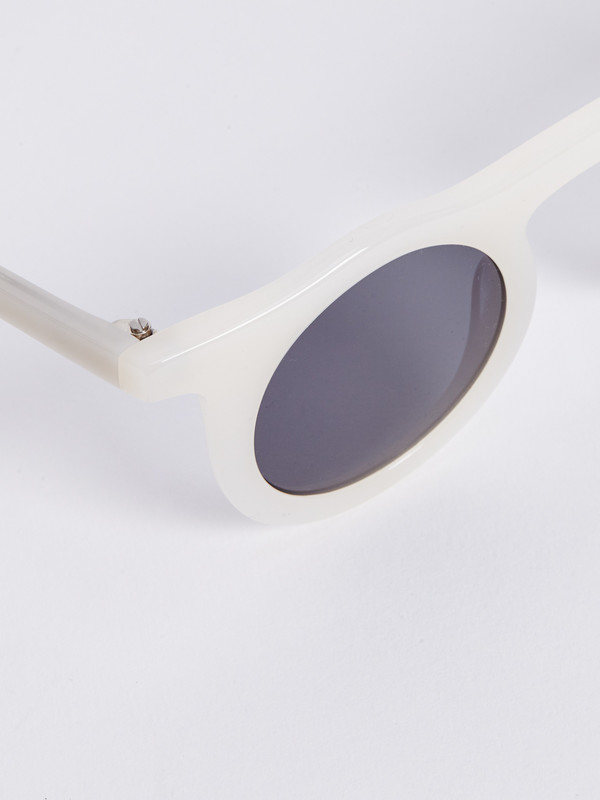 CARLA COLOUR LIND SUNGLASSES / CLOUD
