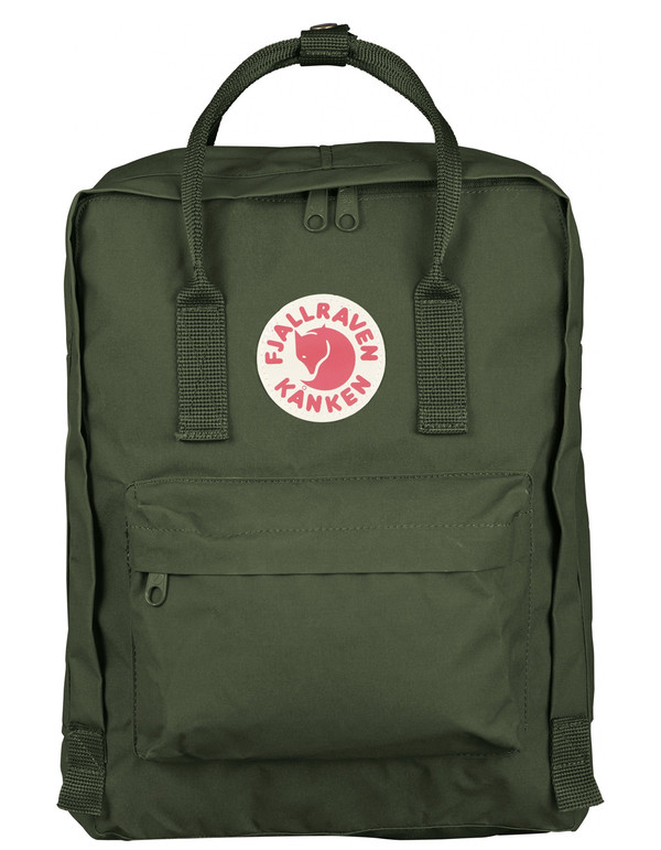 Fjallraven Kanken Backpack Forest Green