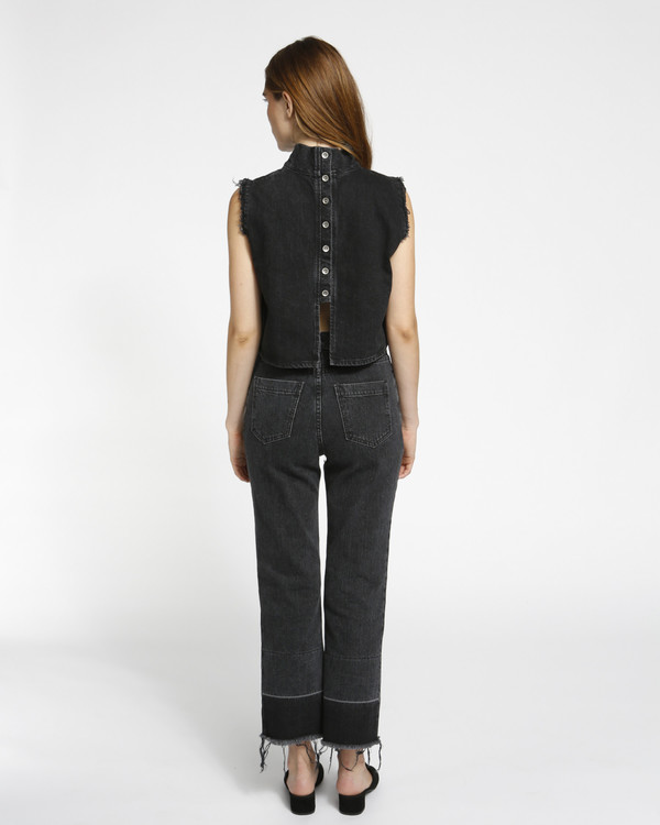 Rachel Comey Cropped Una top