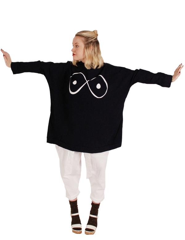 323 Infinite Boob Sweatshirt