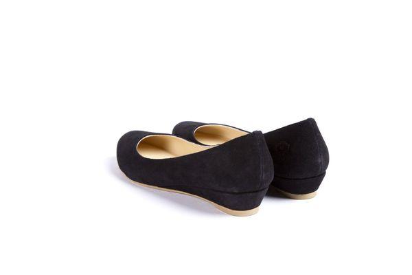 Nisolo Mendez Flat Black