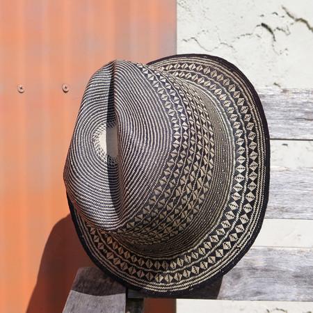 sugar cane guanábana straw hat