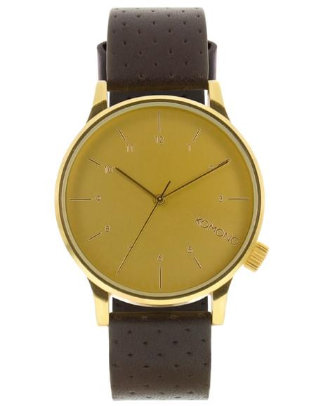 Komono Winston Watch Gold