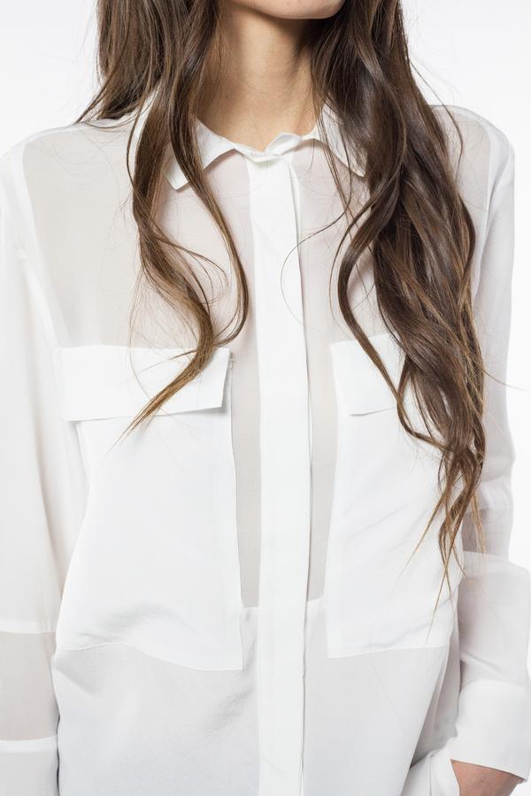 Margaux Lonnberg Chiara - White