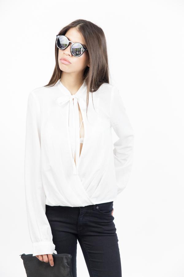 Bec & Bridge The Sherrif Shirt - Ivory