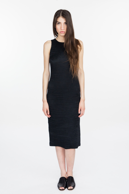 Obakki Sofia Dress - Black