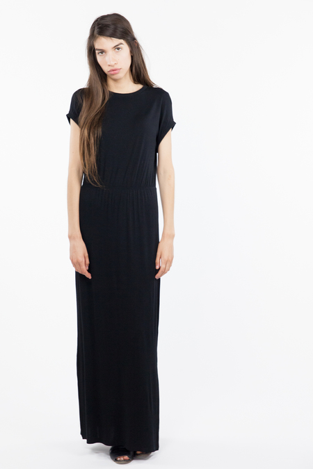 Just Female Sofia Maxi Dress - Black