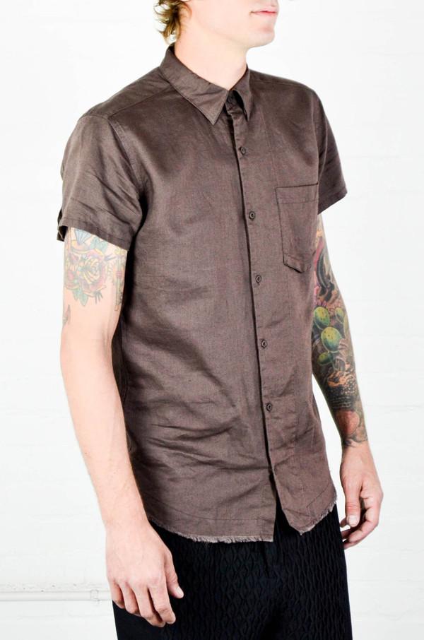 Men's Chapter Lavendar OD Mor Woven Shirt