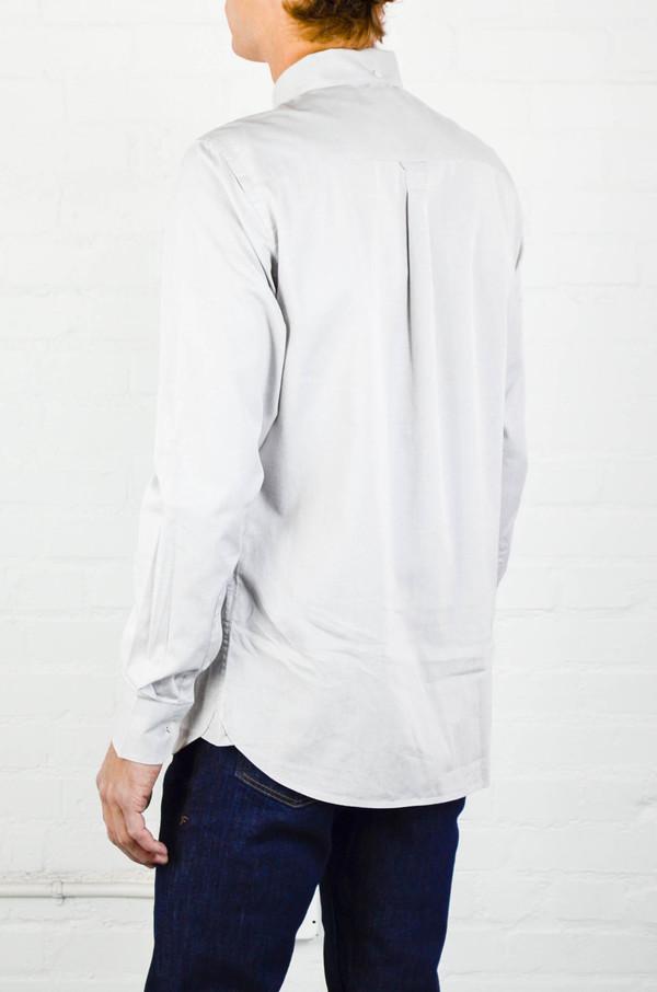 Men's FRAME Denim Frame Gris Button Down Shirt