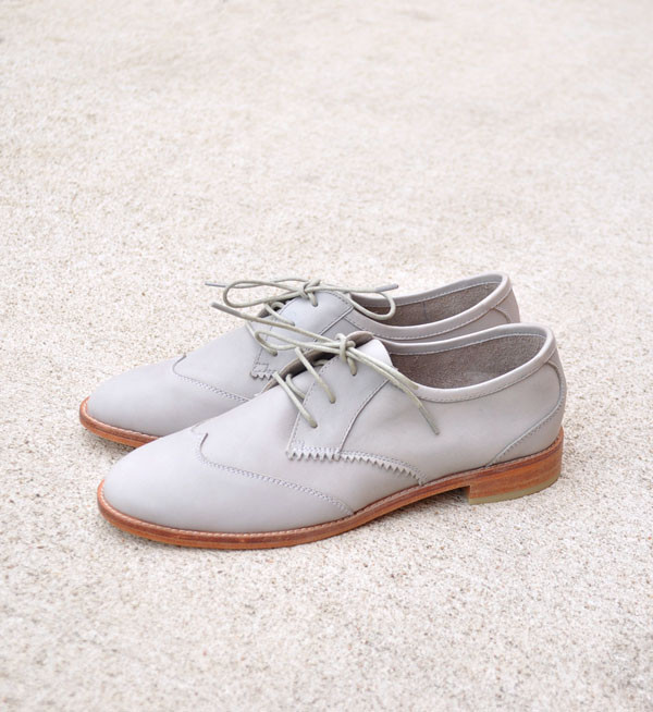 Ariana Bohling Grey Felix Oxford